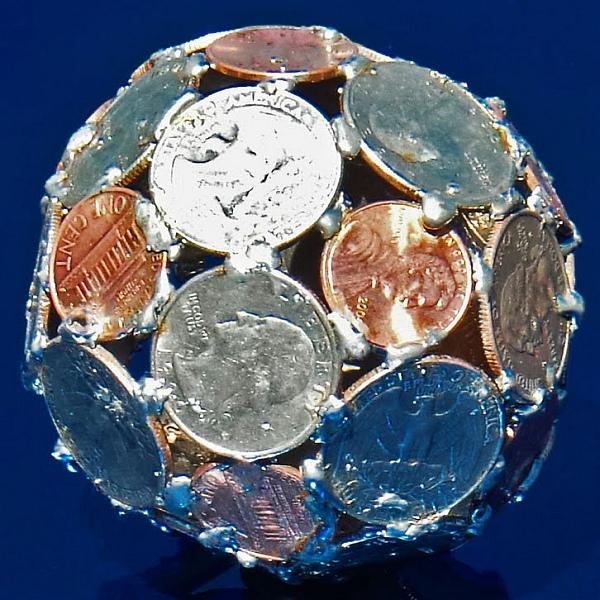 Math Monday: Make a Ball of Money