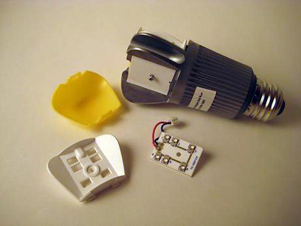 LED Light Bulb Teardown