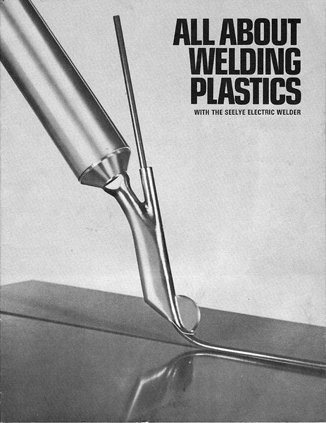 """All About Welding Plastics"""