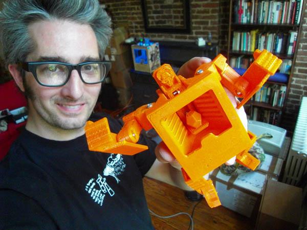 Disruptive Technology: Home 3D Printing