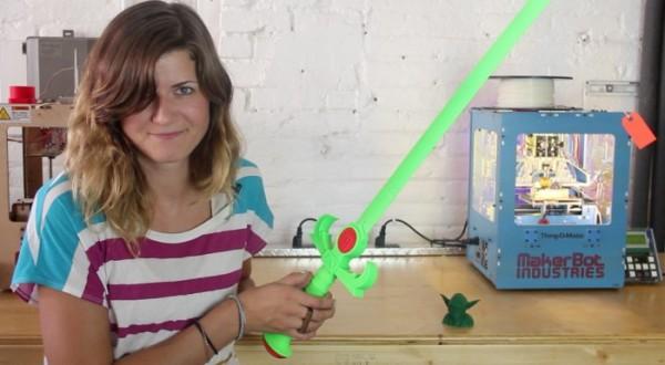 MakerBot TV Debuts