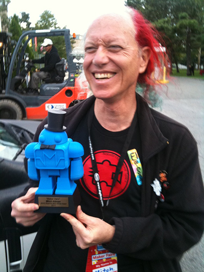 So Close We Can Almost Taste It – Maker Faire New York