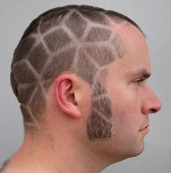 Math Monday: Make a Mathematical Haircut