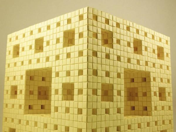 Mini Post-It Menger Sponge