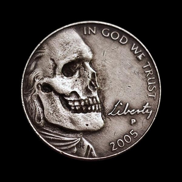 Skull Nickels