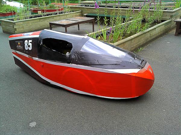 DIY Velomobile