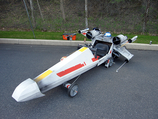 X-Wing Soap Box Racer