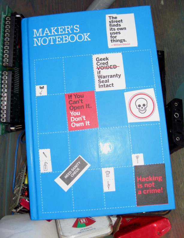 Maintaining a Laboratory Notebook