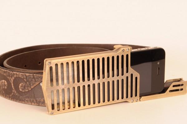 iPhone 4 Belt Buckle