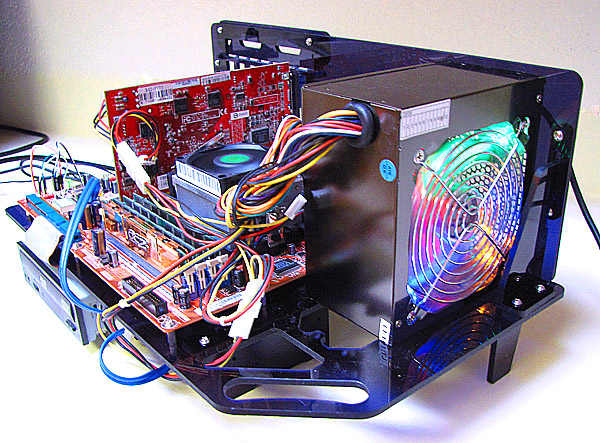 Tool Review: DOMA Pro PCI Open Computer Case