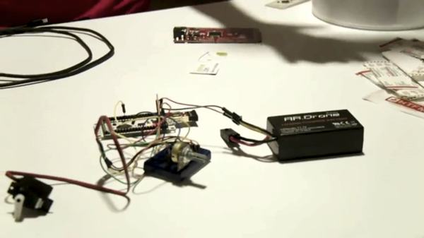 SparkFun at Android Open: IOIO Untethered and Meet the Electric Sheep