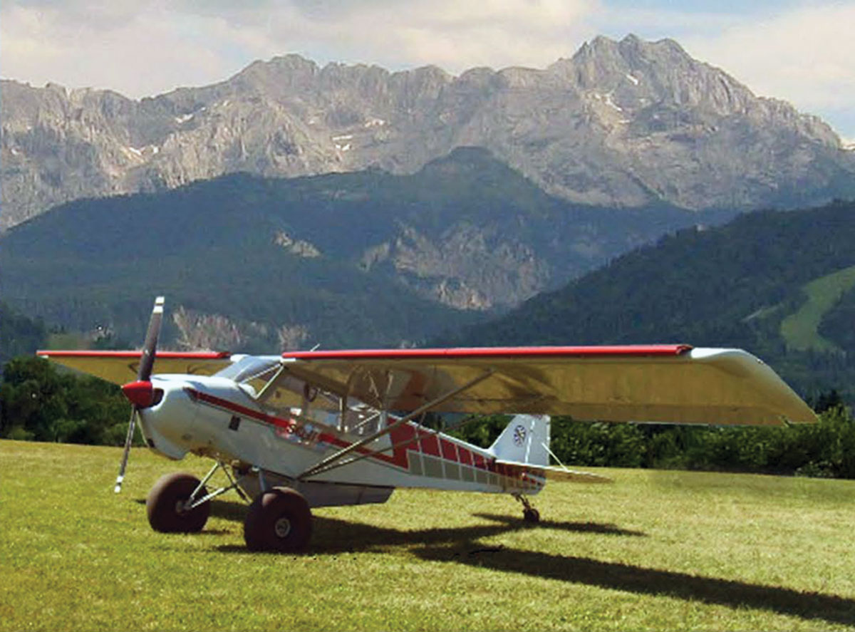 Mackey SQ2 Super Cub