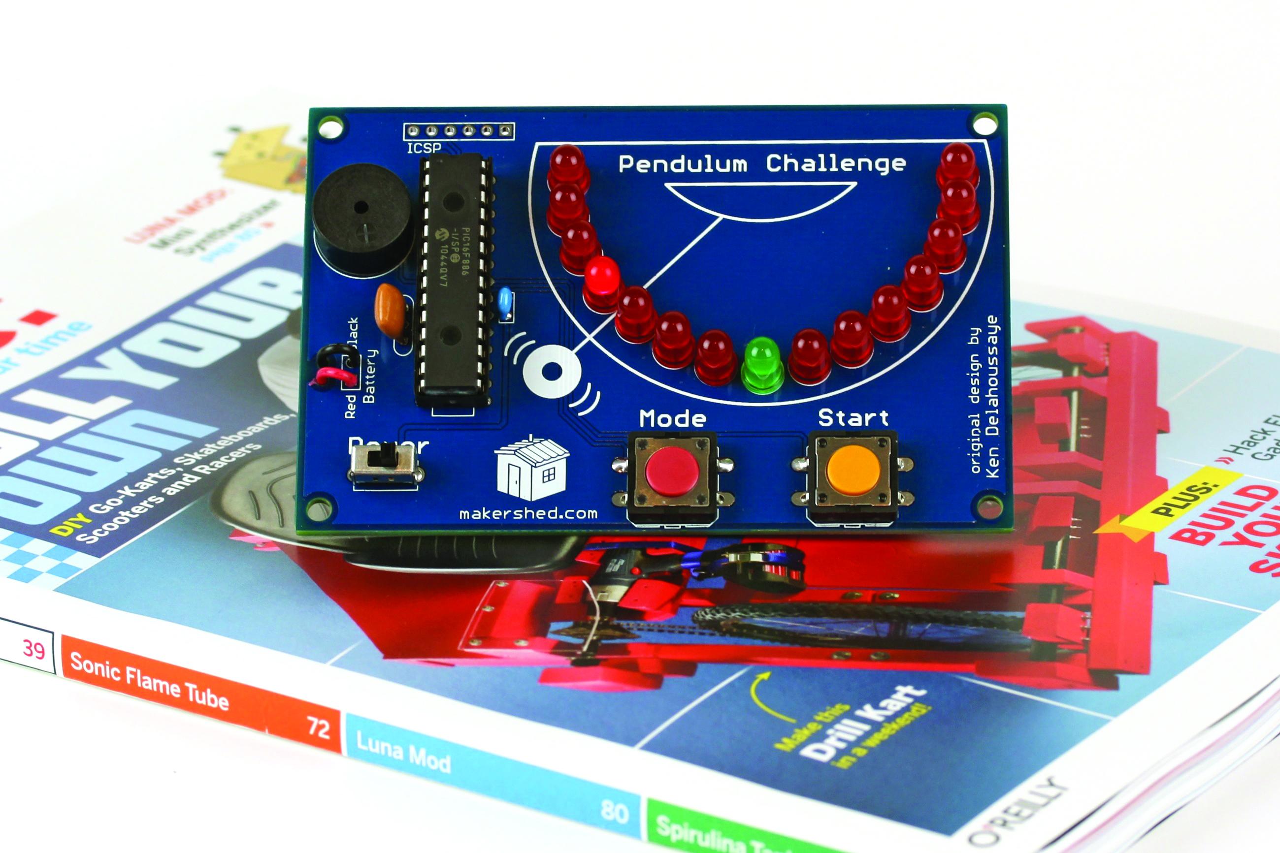 Pendulum Challenge