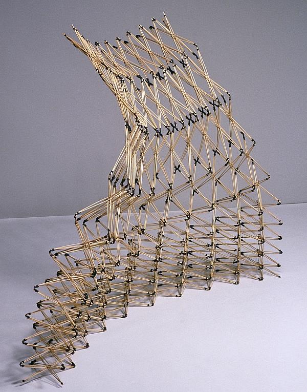 Math Monday: Flexible Stick Structures