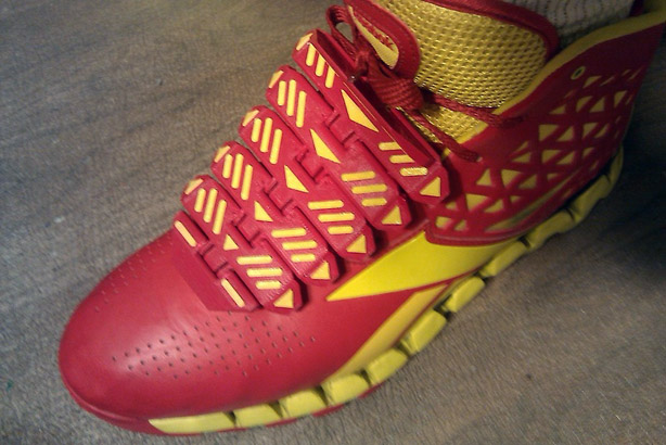 Printable Iron Man Shoelace Covers