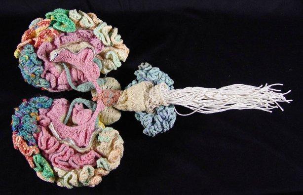 The Museum of Scientifically Accurate Fabric Brain Art