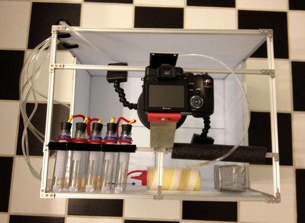 High Speed Liquid Observation Platform
