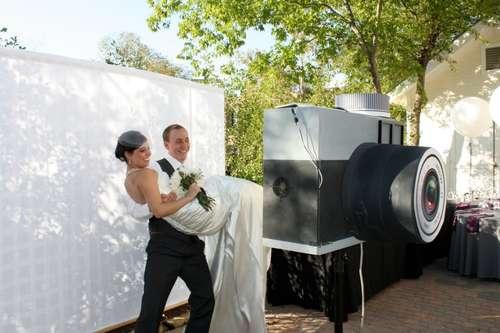 Giant Lomo Photobooth