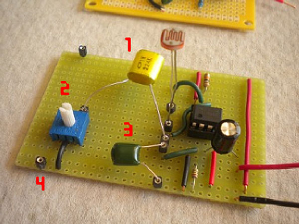 Weekend Projects Light Theremin Mod