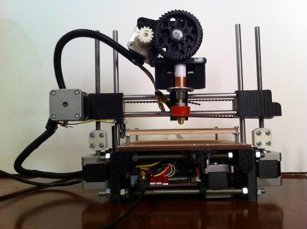 Prototype Quick-Build, Low-Cost 3D Printer