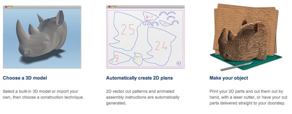 Autodesk 123D – Personal Fabrication, 3D Printing, and Making Products and Services