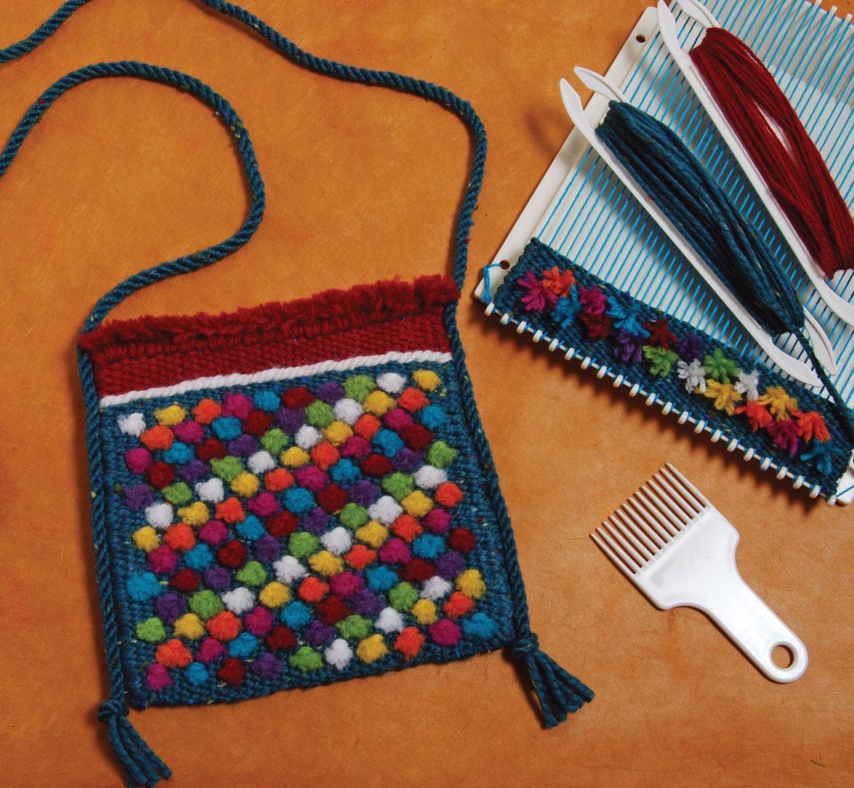 Schacht Mini Loom Weaving Kit
