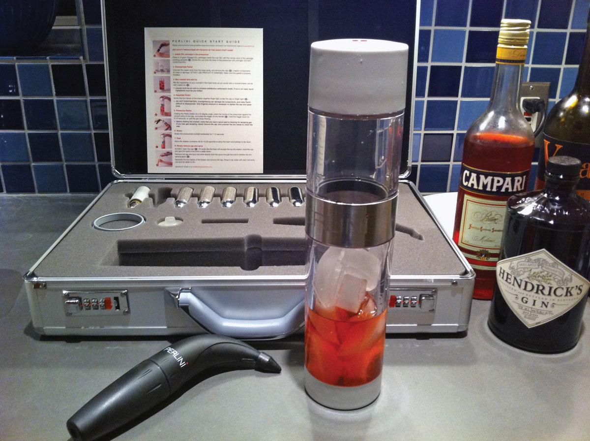 Perlini Carbonation Kit