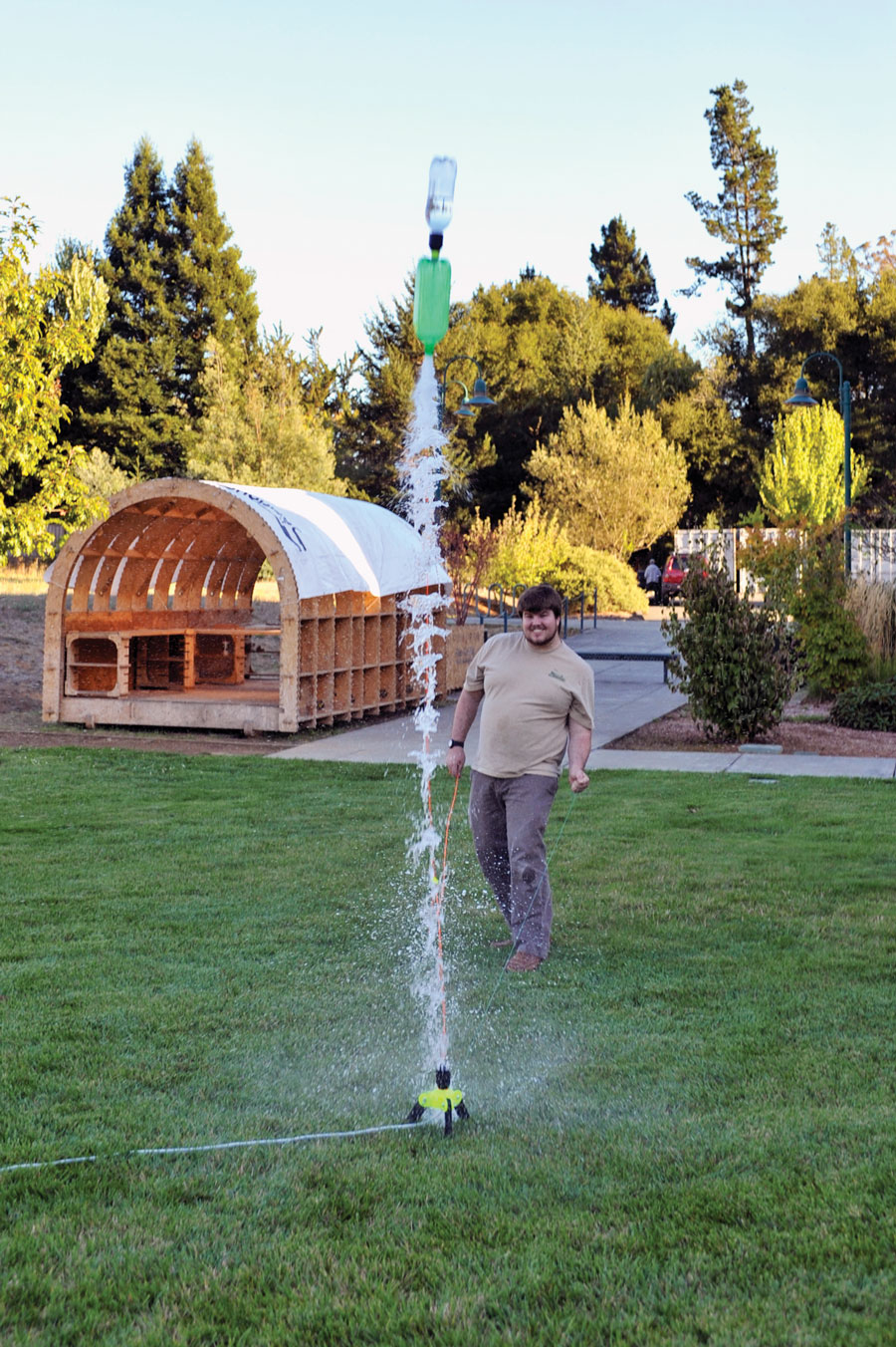 Launch Pro Multi-Stage Starter Kit and Ultimate Water Rocket Experimenter's Kit
