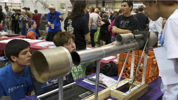 TechShop Hosts Young Makers Mixer on Sunday
