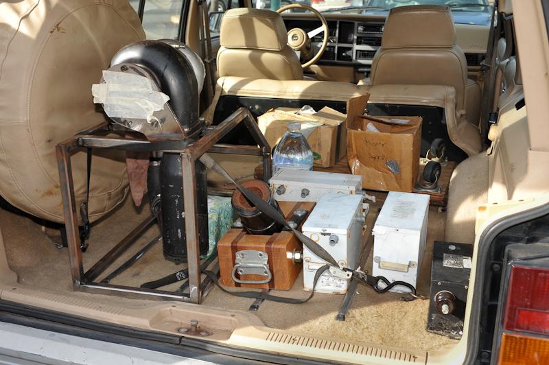 Intern's Corner: What's in Dan's Jeep?