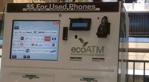 """NEWS FROM THE FUTURE – """"ATMs"""" Become Phone Recycling Centers"""
