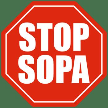 MAKE Goes Dark in Protest to SOPA/PIPA