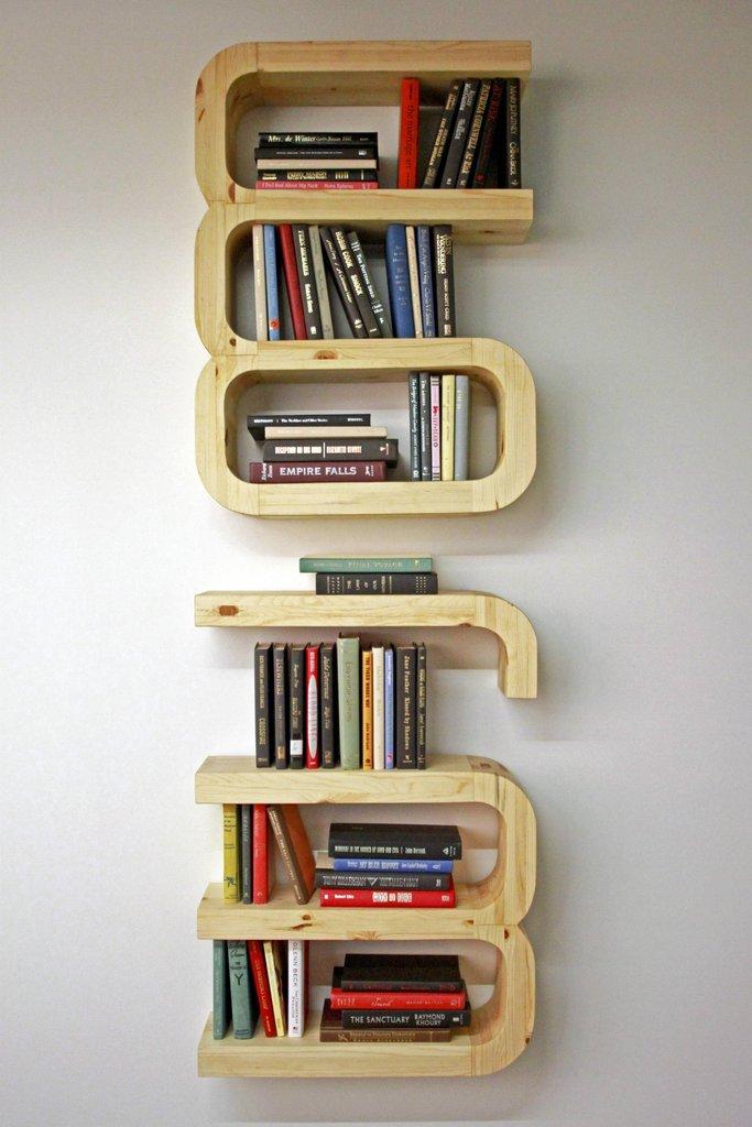 A Bookshelf for Bookworms