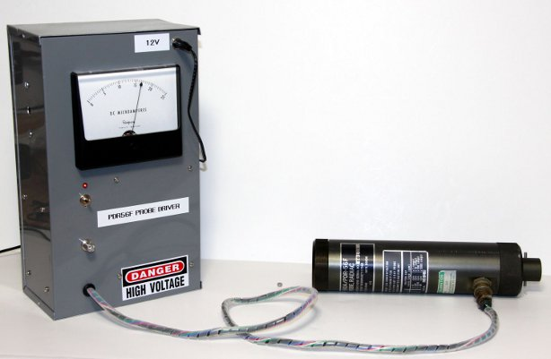 How-To: Hack a Surplus Plutonium Probe for Military-Grade Gamma Ray Detection