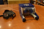 OpenROV Testing at Hall City Cave