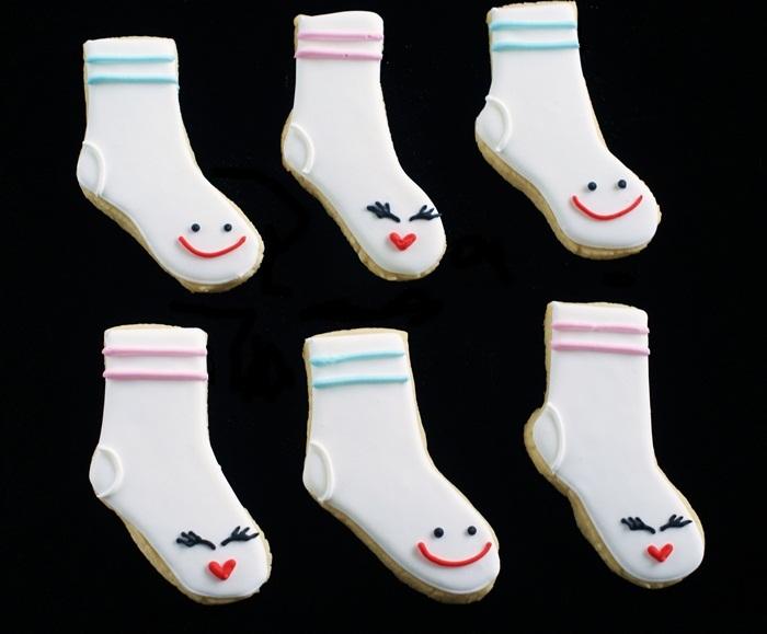 Sock it to Me Cookies