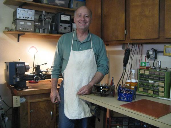Meet the Makers, MAKE Volume 29: Doug Paradis