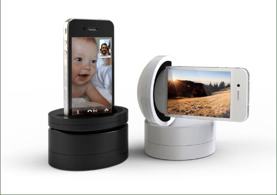 iOS-Controlled Robotic iPhone Platform Meets Kickstarter Funding Goal
