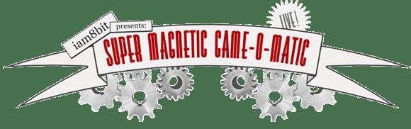 Fridge Magnet Game Dev at GDC