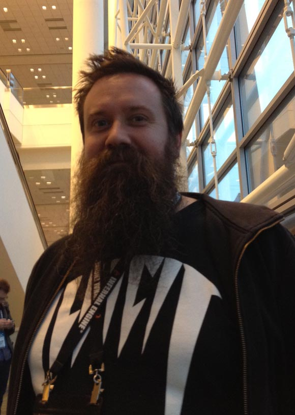 Interview with Greg Broadmore at GDC