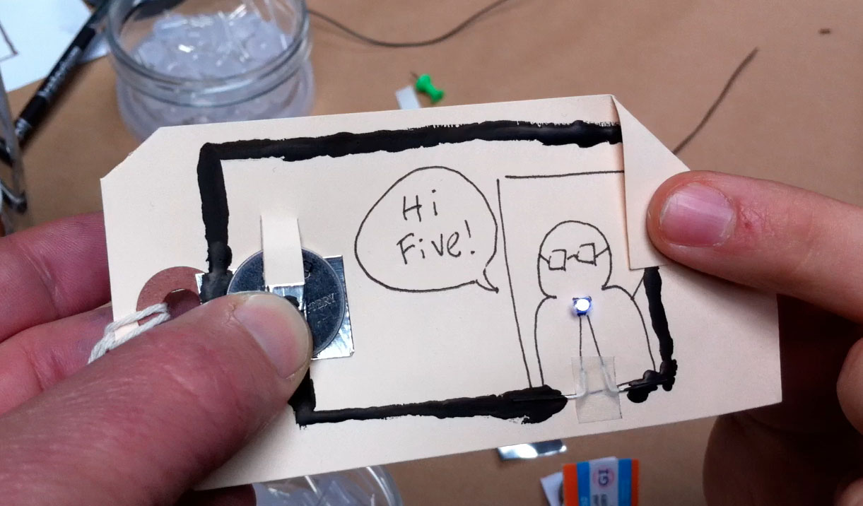 Open MAKE: Tools – Licking Machines, Conductive Ink, and Lost Gold