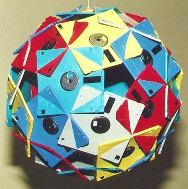 Math Monday: Floppy Disks