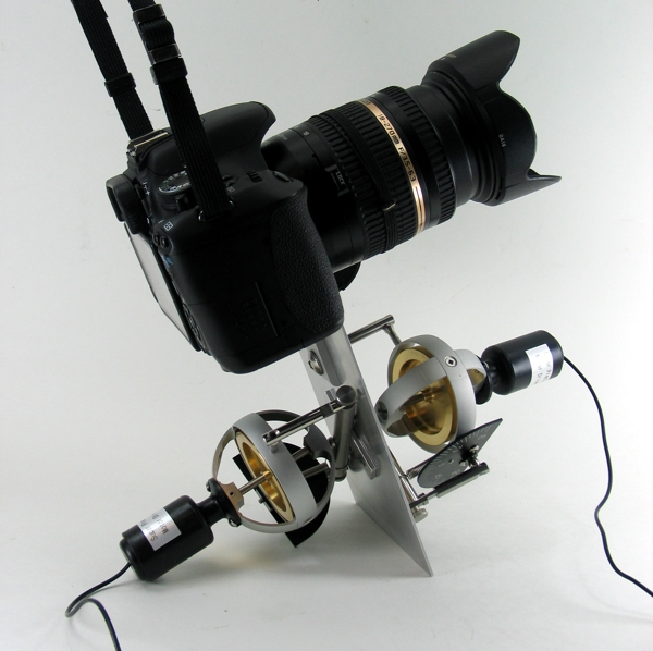 How-To: Low-Cost Gyroscopic Camera Stabilizer