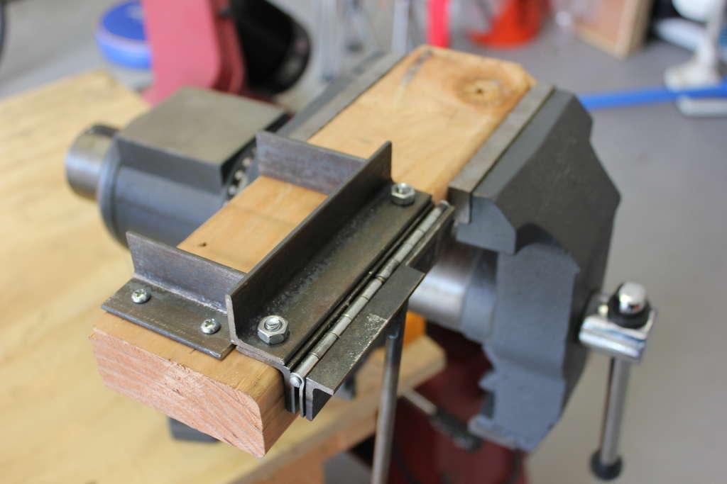 HowTo Mini Bending Brake  Make