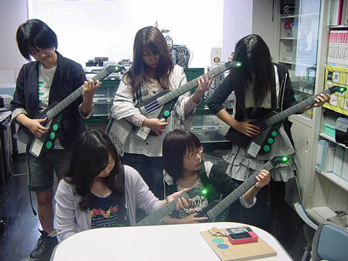 Hacked Jaminator Band