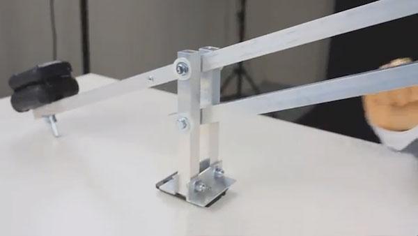 DIY DSLR Camera Crane