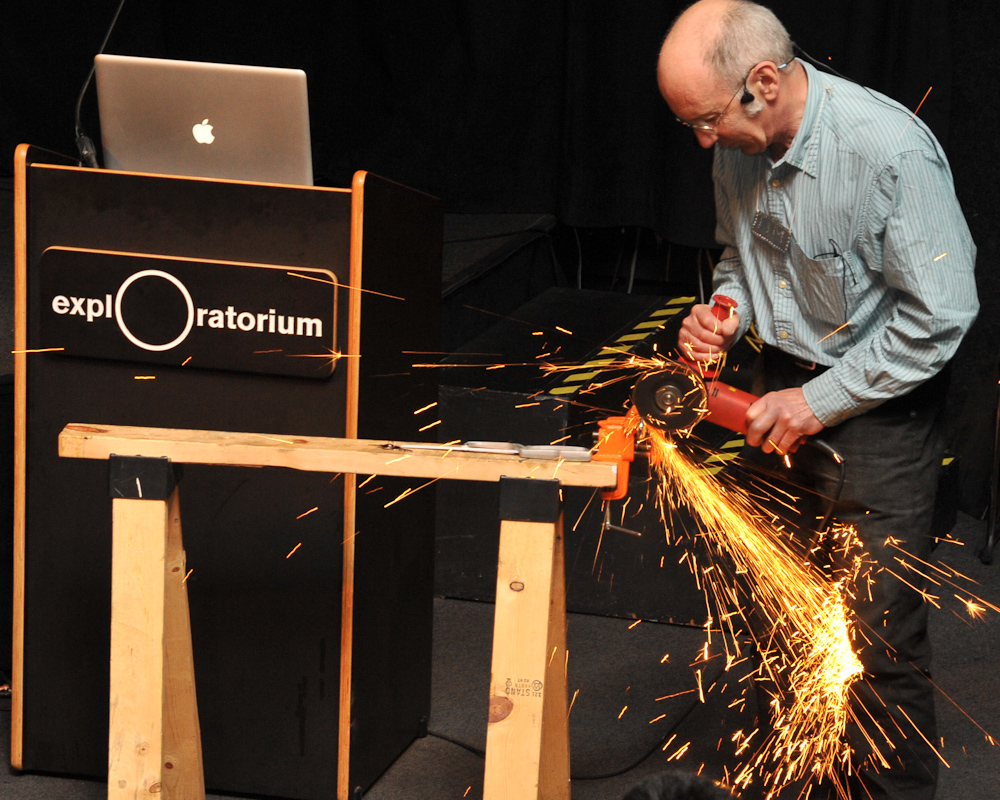 Photos From Open MAKE: Tools at the Exploratorium in SF