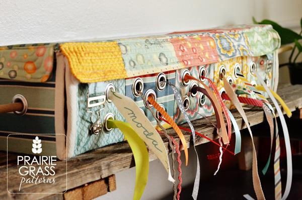 Fabric Ribbon Wrangler