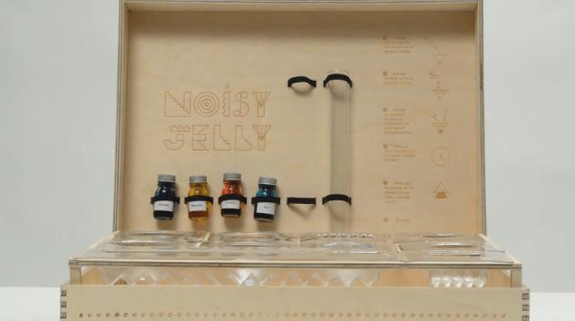 Noisy Jelly: A Jello Theremin Kit