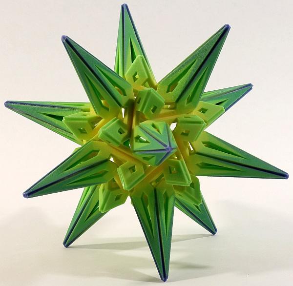 Math Monday: Color 3D Printing